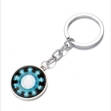 Iron Man Reactor Marvel Comics Ironman Keychain Key Ring Backpack Purse Charm