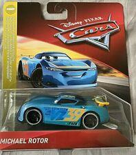 CARS 3 - MICHAEL ROTOR racer VIEW ZEN TEAM - Mattel Disney Pixar