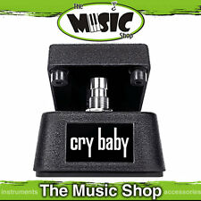 New Jim Dunlop Crybaby Mini Wah Pedal with Warranty - CBM95 Small Cry Baby