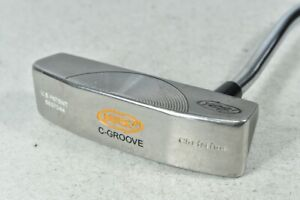 "Yes! C-Groove Christina 35"" Putter Right Steel # 114409"
