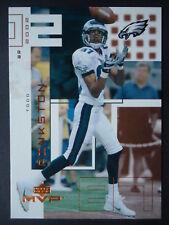 NFL 177 Todd Pinkston Philadelphia Eagles Upper Deck MVP 2002