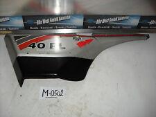 KTM 40 PL, Bj. 07/88, Seitenverkleidung links