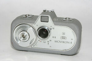 Zeiss Ikon Movikon 8 #J48172 mit 1,9/10mm Movitar