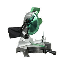 Metabo HPT 15 Amp 10 in. Compound Miter Saw C10FCGSM Certified Refurbished
