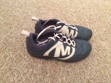 Merrell Striker Goal Walking Trainers Navy Women's - Size UK 5