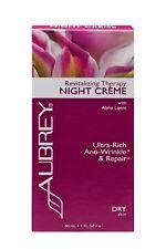 Aubrey Organics, Revitalising Therapy Night Creme, 30ml