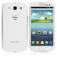 New Samsung Galaxy S III SCH-I535 S3 Verizon 16GB Android Smartphone White