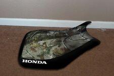Honda Rubicon Foreman 500 2005-2011 Camo Top Logo Seat Cover #hcs211c204