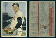 (47374) 1957 Topps 361 Curt Barclay Giants-EX+