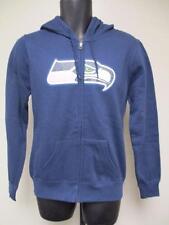 NEW Seattle Seahawks Womens Size M Medium Majestic Full-Zip Jacket Hoodie 84BS