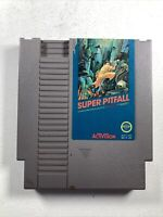 Super Pitfall Nintendo NES Cartridge only Authentic