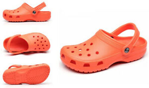 Unisex Ultra Light Sandals For Croc Classic Clog Multi Color/Size waterproof HOT