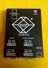 Black Box DVI-D KVM-Extender DualHead (*)