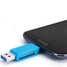 UBON CARD READER + USB OTG