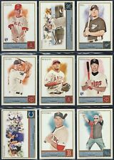 2011 Topps Allen & Ginter Ginter's Base Card You Pick, Finish Your Set 201-300