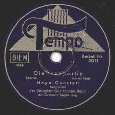 """78er Marschlieder Heyn-Quartett """"Erika / Die Landpartie"""""""