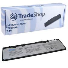 Trade-Shop Li-Polymer AKKU 7000mAh ersetzt Dell Latitude KWFFN NCVF0 W57CV WD52H