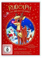 Rudolph mit der roten Nase DVD - Rudolf das Renntier DVD NEU / OVP Kinofilm