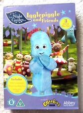 77411 DVD - Igglepiggle And Friends In The Night Garden [NEW / SEALED]  2015  AH