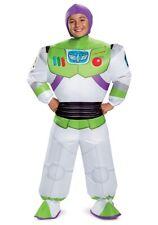 Buzz Lightyear Inflatable Child Costume Toy Story Disney Halloween