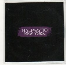 (DK583) Halfway To New York, What A Way To Go - 2012 DJ CD