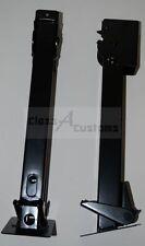 2 Pack LONG SWING DOWN 16 - 22.5 Stabilizer flip RV Jack Trailer Levelers cargo