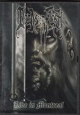 DEEDS OF FLESH - live in montreal DVD