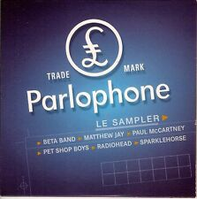 PAUL Mc CARTNEY - PET SHOP BOYS - RADIOHEAD - FRANCE ONLY PROMO SAMPLER CD
