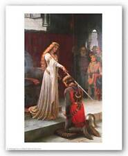 MUSEUM ART PRINT The Accolade Edmund Blair Leighton 24x36