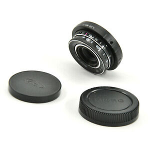 Industar-69 28mm F2.8 Lens For M4/3 Mount! Infinity Adjusted!