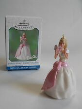 "Hallmark ... ""Barbie"" New Birthday Wishes Collector's Ormament ... From 2001!!"