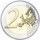 2 EUROS - LOT DE 19 PIÈCES COMMÉMORATIVES 10 ANS DE L'EURO 2009 - UNC