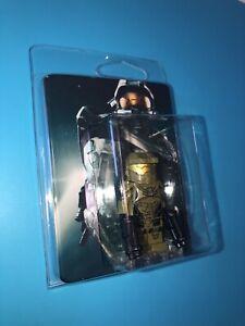 HALO Halo Master Chief Spartan Custom Packaged Mini-Figure XBox Classic Games