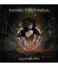 NOCTURNIA-LA TEMPESTAD NEW 23-09-2019 spanish metal -SARATOGA-WARCRY-MAGO-MAIDEN