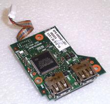 486249-001 HP Compaq 6530B/6535B Media Card Reader/USB Port Board 6050A2154201