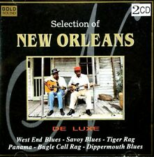 Selection Of New Orleans  -  CD, VG