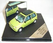 Modellini statici di auto da corsa Rally blu per Fiat