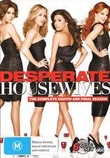 Desperate Housewives: Season 8  - DVD - NEW Region 4