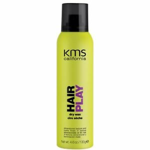 KMS Hair Play Dry Wax 150ml - HairPlay