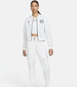 Nike USA 2020 Tokyo Olympics Media Day Full-Zip Jacket Size M NWT CK4567-100
