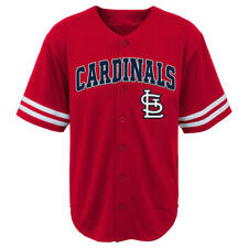 St. Louis Cardinals YOUTH Jersey - New With Tags - Free Shipping!