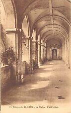 BF8356 abbaye de st maur le cloitre france      France