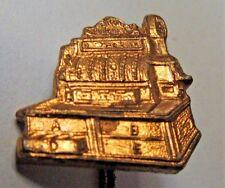 circa 1900 CASH REGISTER figural advertising stick pin stickpin +