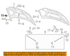GM OEM Hood-Support Rod Support 96540969
