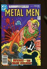 METAL MEN #53 FINE+ 6.5 1977 DC COMICS