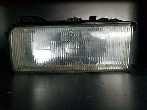 86-87 MAZDA 626 DRIVER LEFT HEADLIGHT HEADLAMP OEM