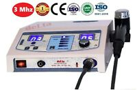 Ultrasound Therapy 3 Mhz Physical Pain Relief therapy Ultrasonic Therapy Machine