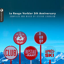 Various Artists : Le Rouge Verbier... Apres Ski: 5th Anniversary CD (2014)