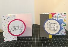 Happy Birthday - Card Kit Using Close to My Heart products