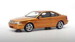 1:18 VOLVO C70 COUPE resin model road car Saffron 1998 DNA COLLECTIBLES 000066